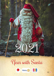 2021 Year with Santa (japanese)